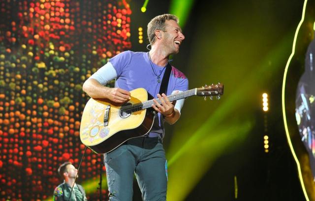 Coldplay estrenará su nueva canción en México