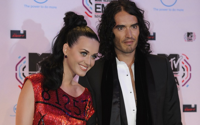 El matrimonio de Russell Brand y Katy Perry fue 'maravilloso'