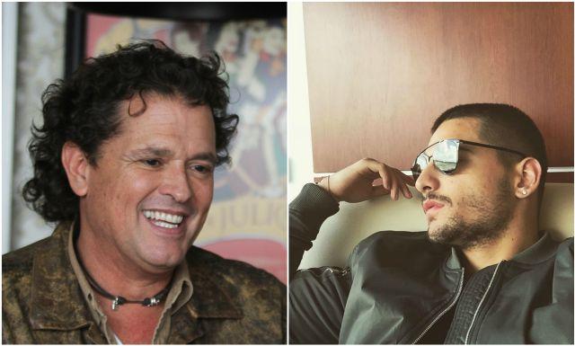 Las duras declaraciones de Carlos Vives sobre la música de Maluma
