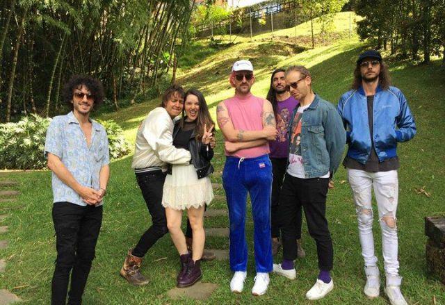 Pamela Freydell en entrevista exclusiva con Julian Casablancas y The Voidz para LOS40