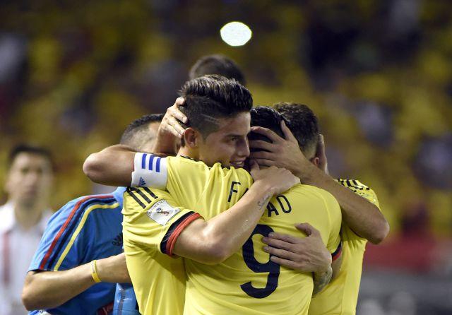 Revelan la posible camiseta de la Selección Colombia para Rusia 2018