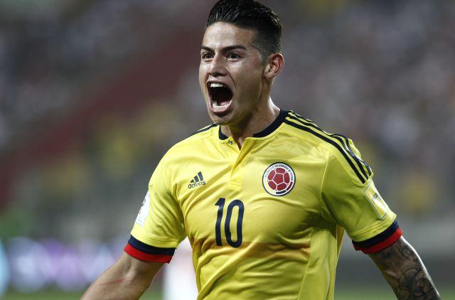 Así Colombia clasifica al Mundial Rusia 2018
