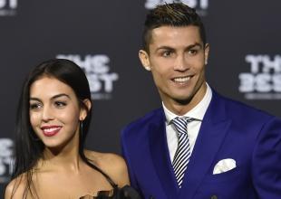 Novia de Cristiano Ronaldo saca a relucir su faceta más romántica y familiar