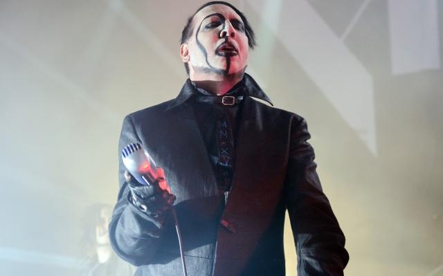 Marilyn Manson vuelve a atacar a Justin Bieber: 'No me gusta pelear con chicas'
