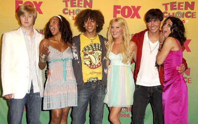 Disney estudia la idea de resucitar 'High School Musical'