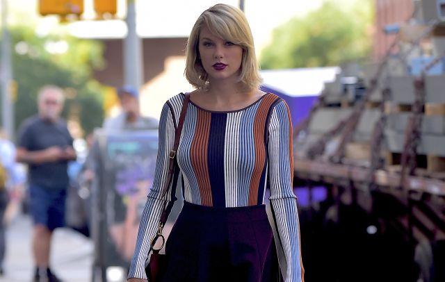¿Taylor Swift se desnudó para su nuevo video