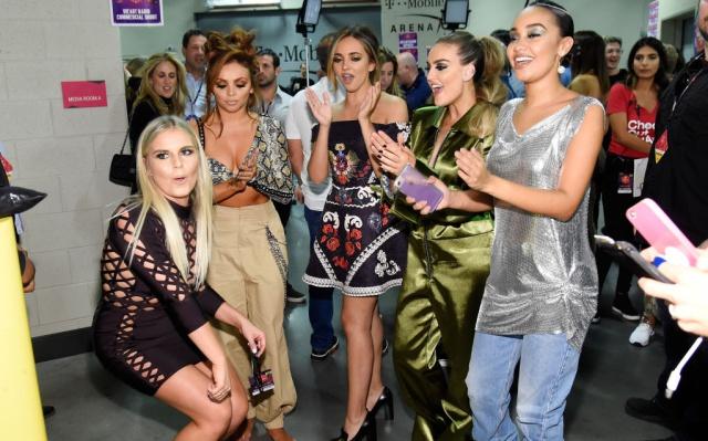 Little Mix anuncia su documental a través de las redes sociales