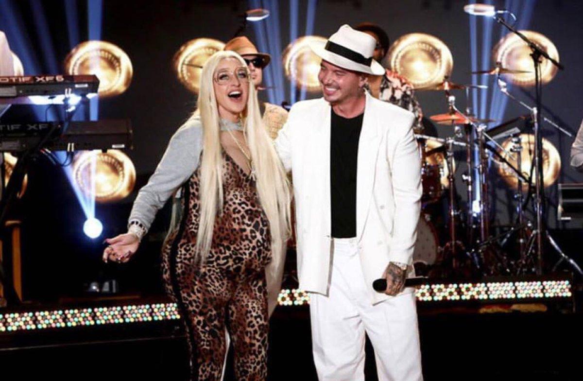 """J Balvin puso a bailar a Ellen DeGeneres con """"Mi Gente"""" en el especial de Halloween"""