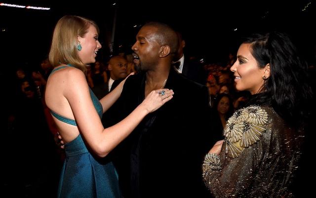 Kanye West y Kim Kardashian hacían bien en temer una venganza de Taylor Swift
