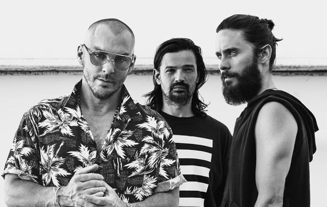 El nuevo single de Thirty Seconds to Mars que rinde un homenaje a Estados Unidos