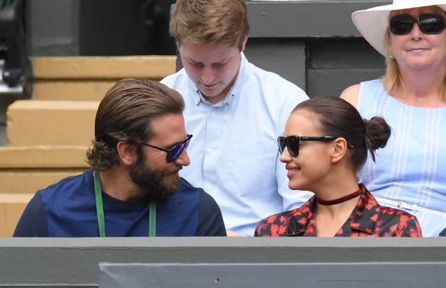 Irina Shayk y Bradley Cooper quieren volver a ser padres el año que viene