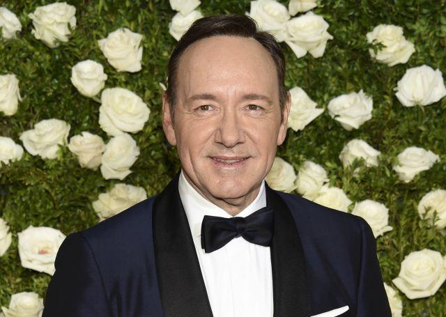 Ridley Scott reemplaza a Kevin Spacey para su próxima cinta