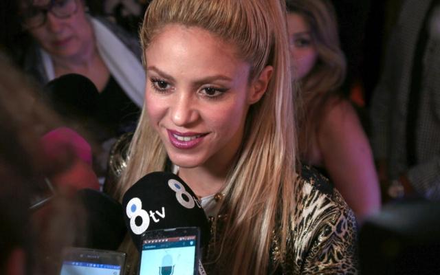 Shakira pospone indefinidamente el inicio de su gira mundial 'El Dorado'
