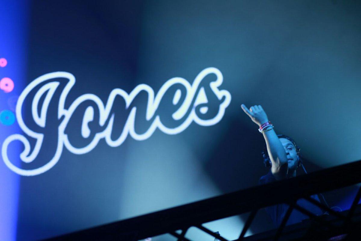 Jax Jones llegó con su mejor Set a El Viva 40