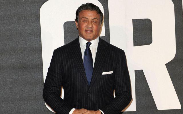 Sylvester Stallone, acusado de agredir sexualmente a una joven de 16 años hace tres décadas