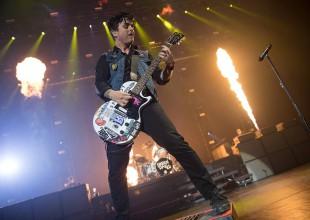 Los mejores momentos de Green Day en Bogotá