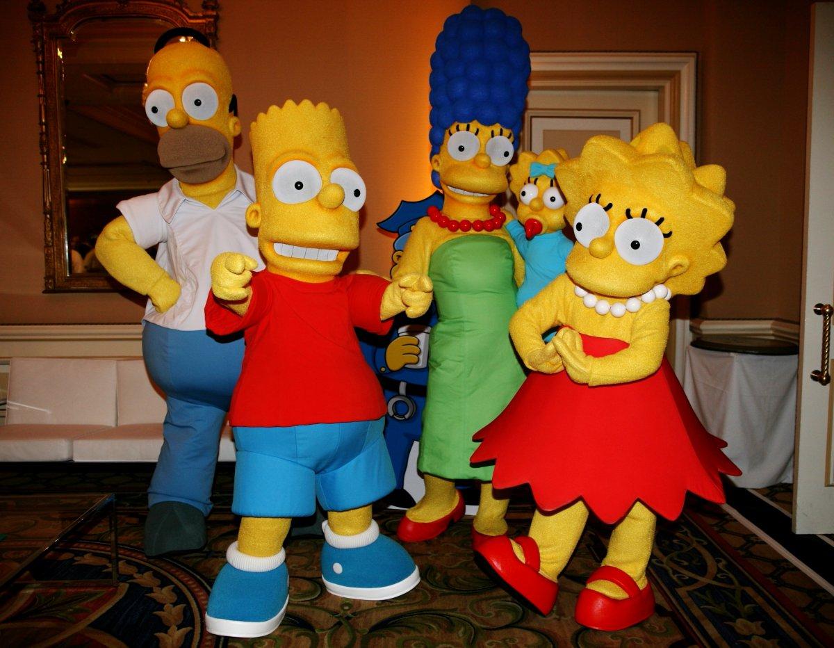 Esta sería la razón por la que Marge Simpson tiene el pelo tan alto