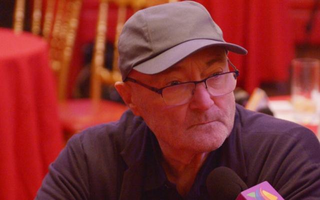 Phil Collins anuncia el retorno a los escenarios con su nueva gira