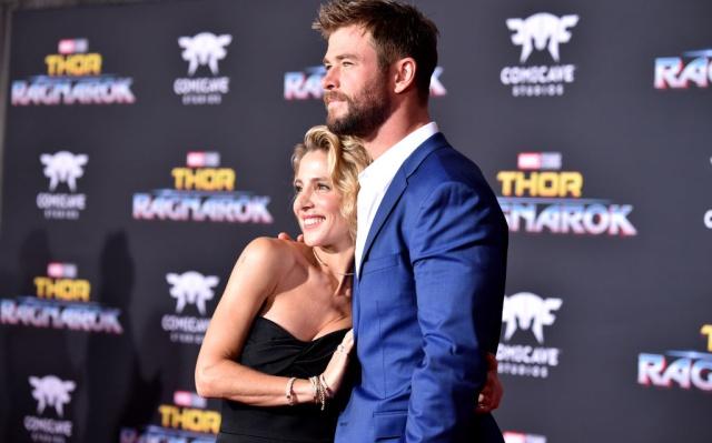 Este es el secreto de belleza de Chris Hemsworth