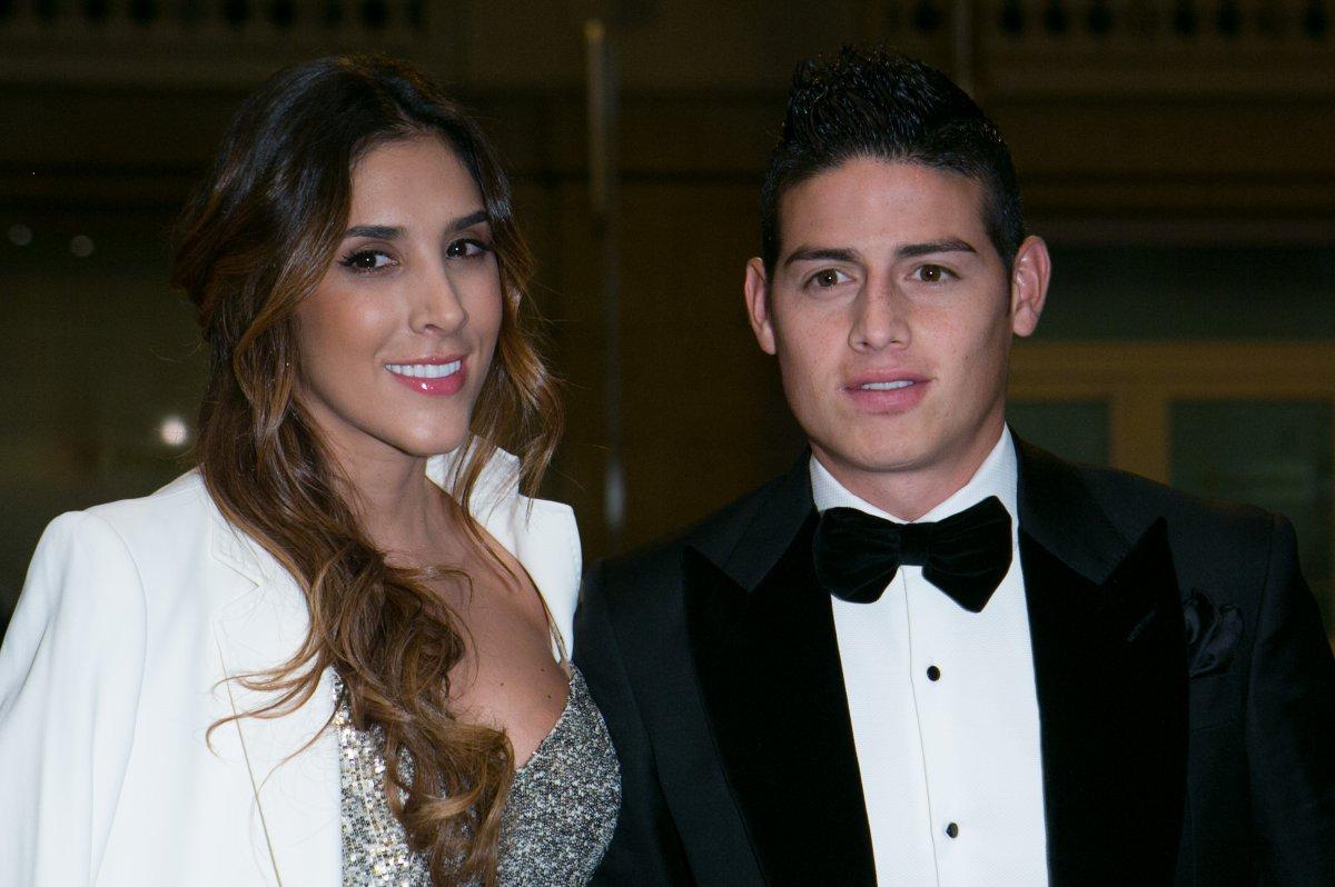 Las fotos que probarían que James Rodríguez y Daniela Ospina siguen muy juntos
