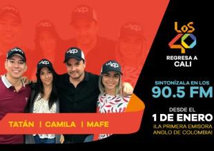 Este 1 de enero es la fecha para que vuelvas a disfrutar de la emisora número 1 de Colombia, con tus programas nacionales y locales favoritos.