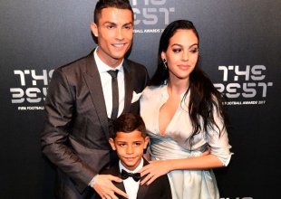 Esto le decía Cristiano Ronaldo a Georgina Rodriguez en su parto