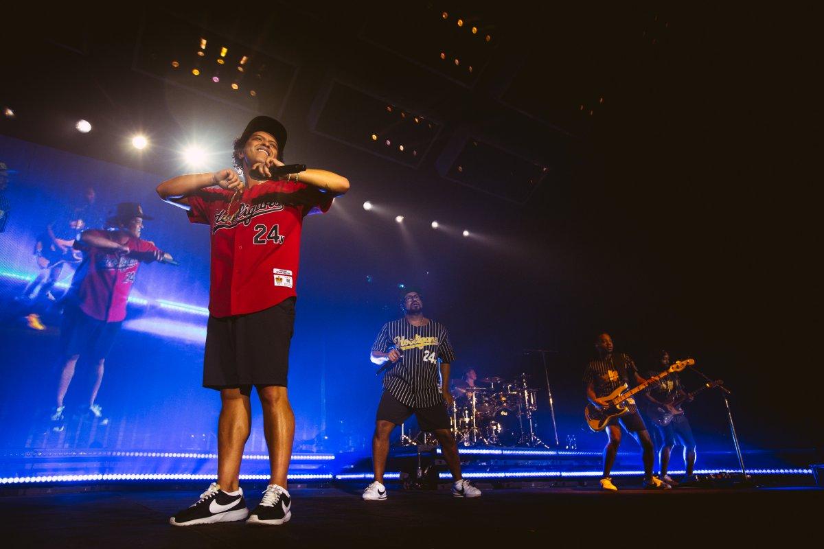 Así vivimos el concierto de Bruno Mars en Bogotá