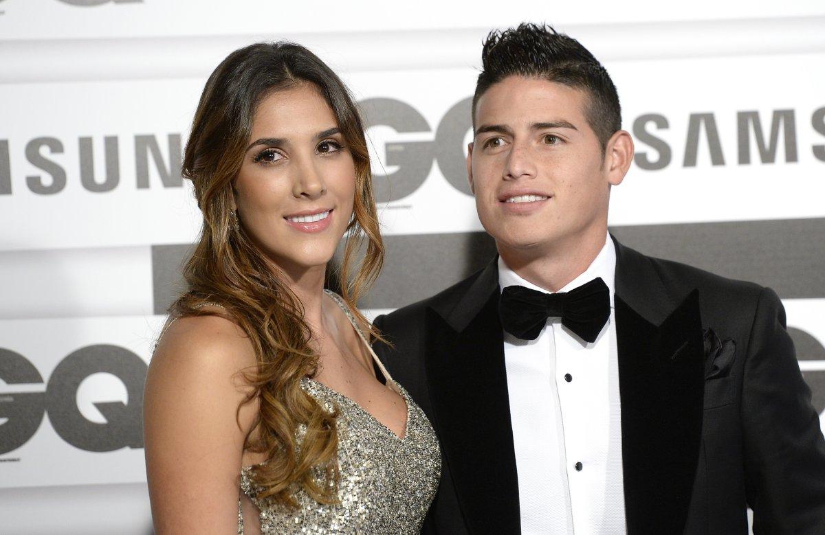 El amoroso mensaje de Daniela Ospina a James Rodríguez que sus fans comentan