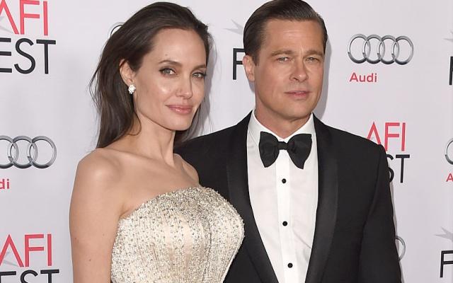 Angelina Jolie pensó que trabajar con Brad Pitt les ayudaría como pareja