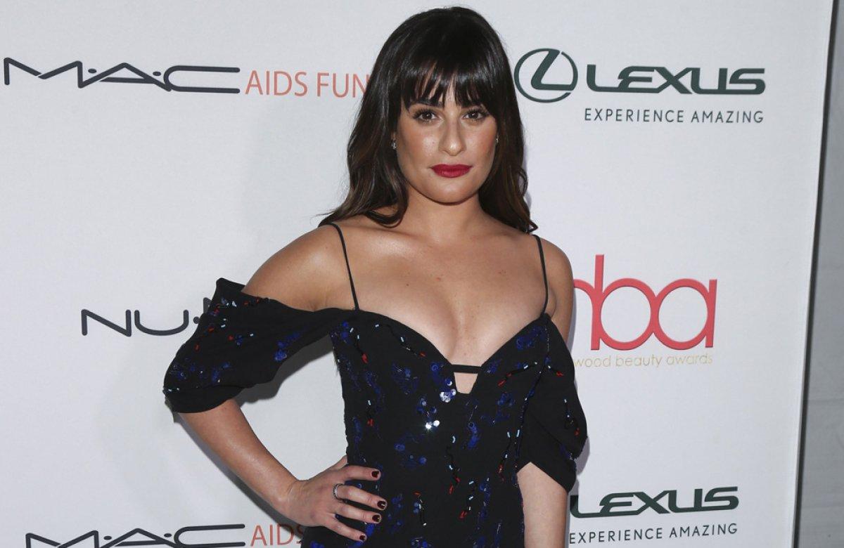 Lea Michele jamás pasará por quirófano para cambiar su físico