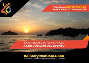 Vive el Storyland con LOS40