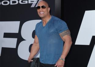 Dwayne Johnson revela que será papá de nuevo