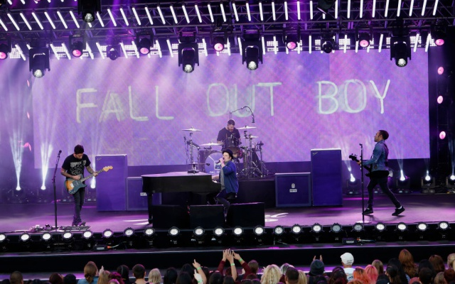 "Fall Out Boy lanza el remix ""Champion"" junto BTS"