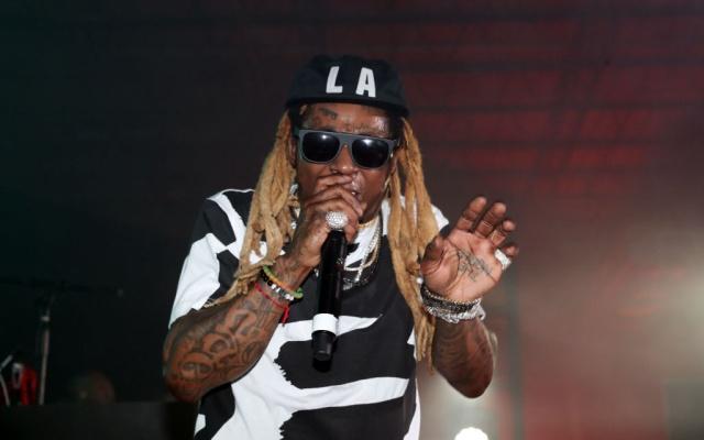 Lil Wayne presenta su nuevo Álbum