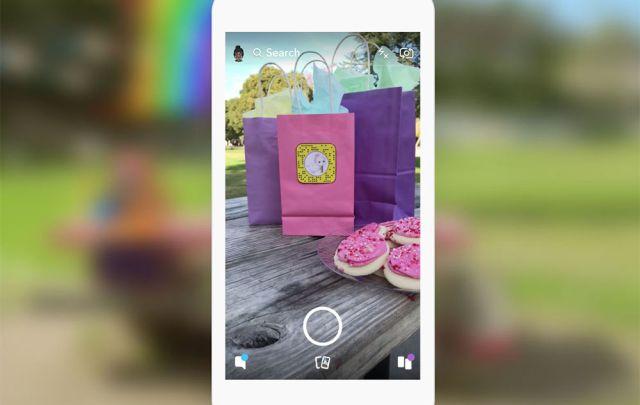 Snapchat llega con nuevas funciones ligadas a la realidad aumentada