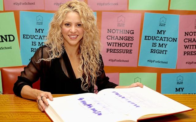 Shakira Revela nuevas fechas de sus gira por Estados Unidos