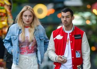 Sophie Turner y Joe Jonas, más enamorados que nunca en Nueva York