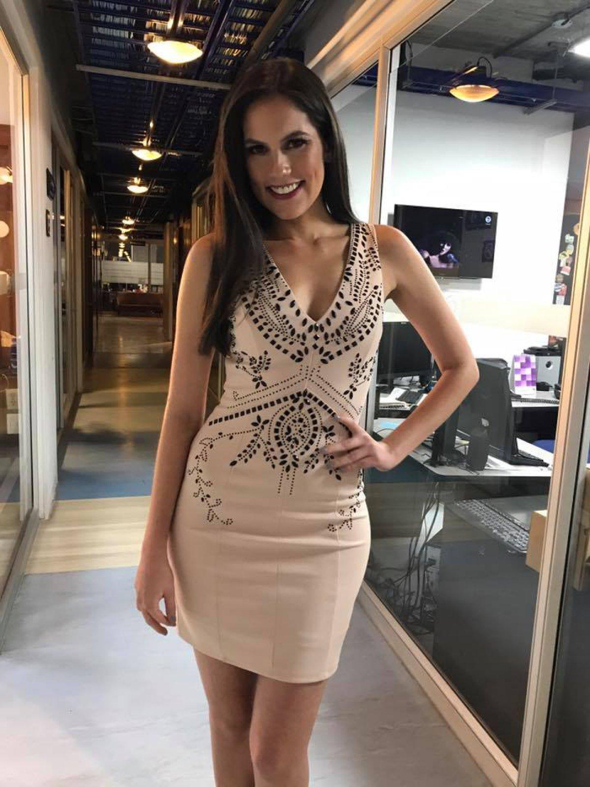 Linda Palma mandó mensaje matrimonial a su novio