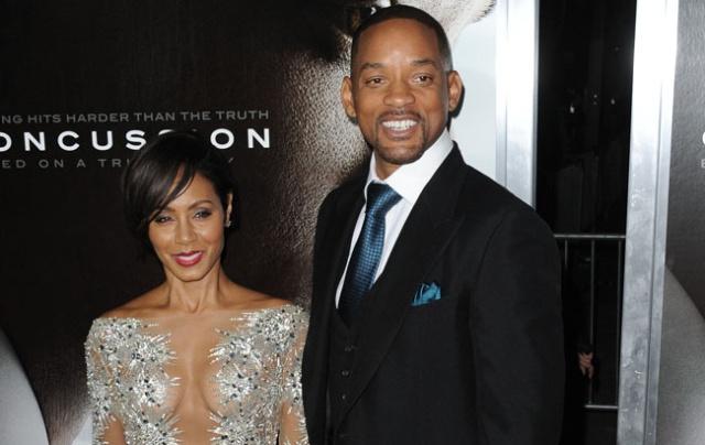 Will Smith se pone romántico con motivo de su vigésimo aniversario