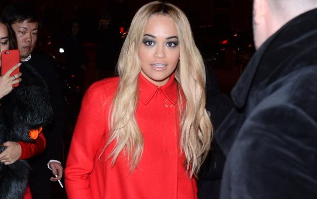 Rita Ora sorprende a todos sus seguidores con una foto en Instagram