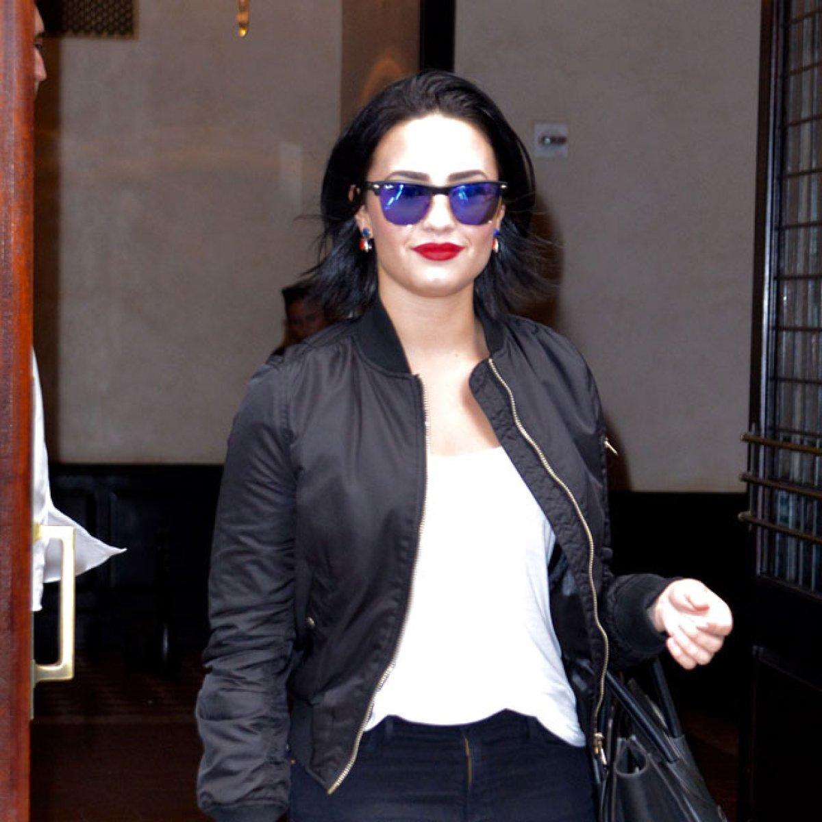 Demi Lovato enamora a sus seguidores en redes sociales
