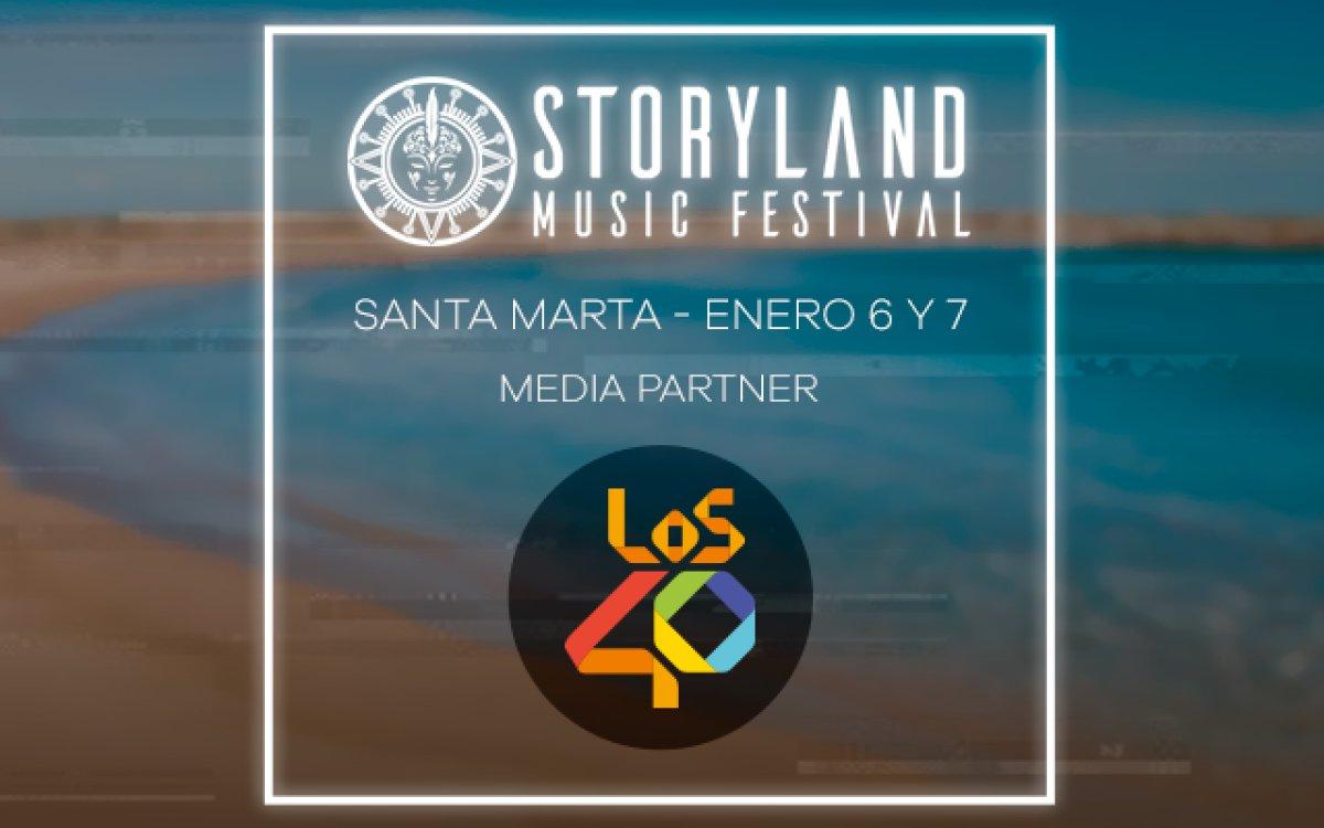 Así se vivió el primer día del Storyland 2018 con el equipo de Los40