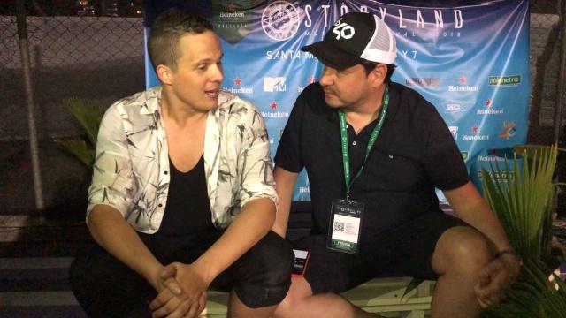 Entrevista exclusiva a Cato Anaya para Los40
