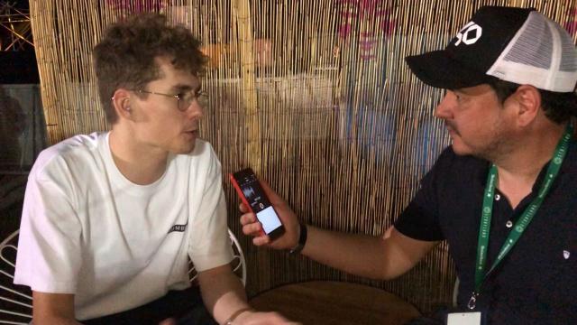 Lost Frequencies entrevista exclusiva para Los40