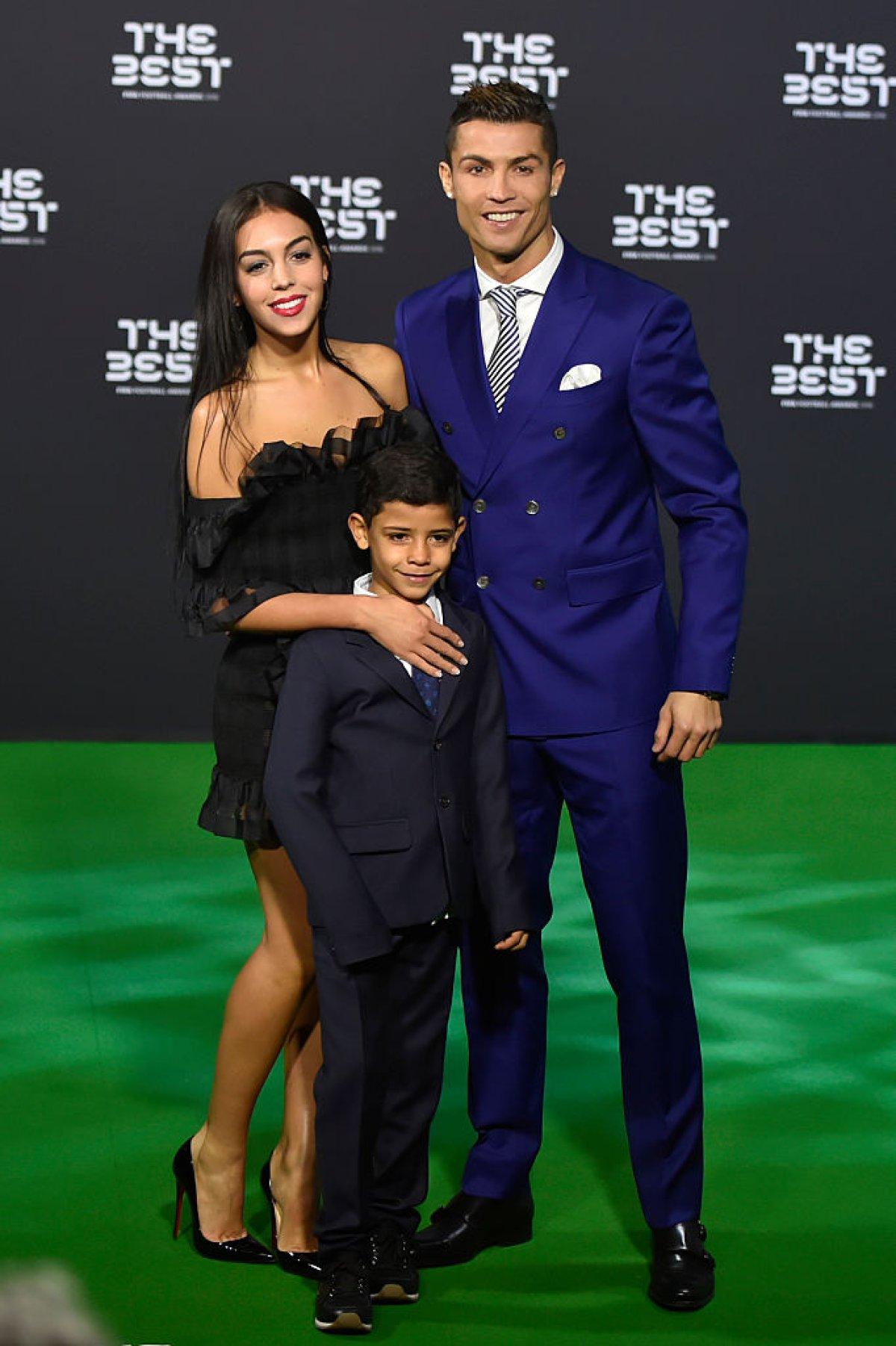 La nueva hija de Cristiano Ronaldo es viral en redes por esta hermosa foto