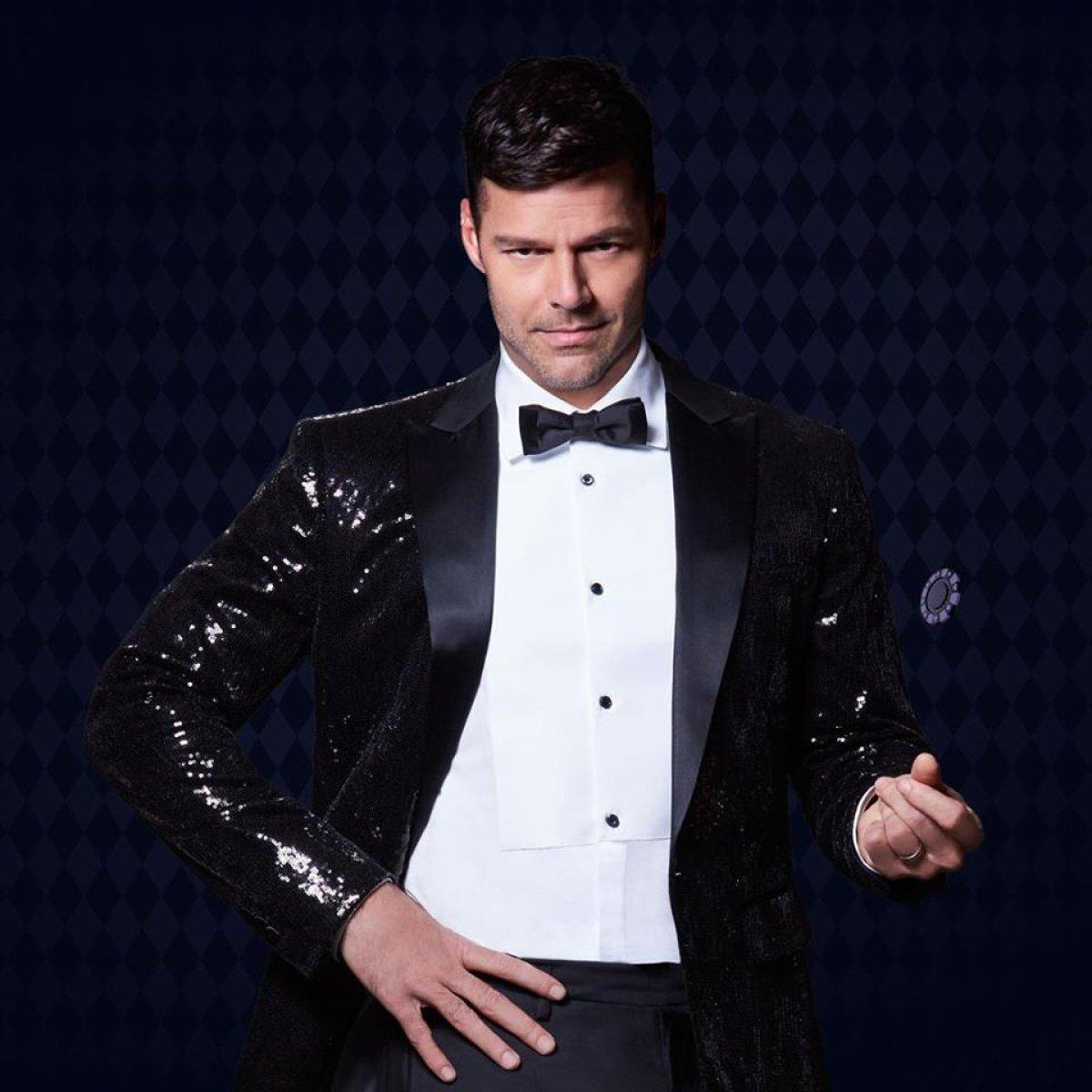 La boda de Ricky Martin está cada vez más cerca