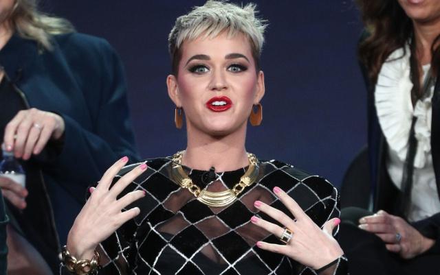 Katy Perry vive 'en la cuerda floja' por culpa de esto