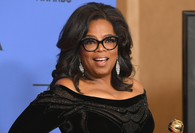 La iniciativa 'Oprah Winfrey for President' cobra fuerza