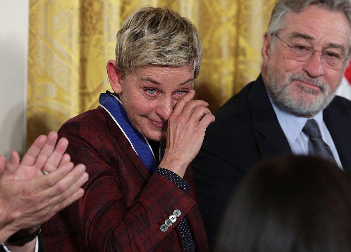 Tristes noticias para Ellen DeGeneres