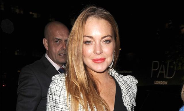 Lindsay Lohan quiere competir con Donald Trump con esto